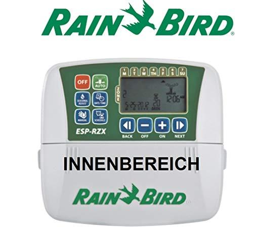 Rain Bird RZXe4i Contrôleur WiFi Compatible 4 Stations intérieures Gris