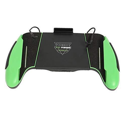 Soporte Para Teléfono Móvil Gamepad Juego Manija Doble Espejo Pantalla Amplificador Controlador Joystick Para Pubg Gaming Pad Venta Caliente