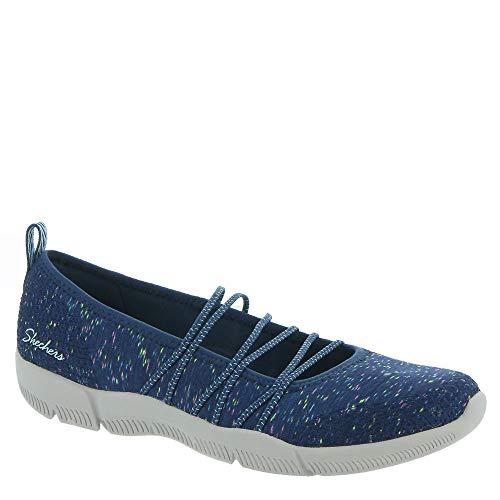 Zapatillas Sin Cordones Para Mujer  marca Skechers