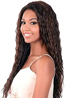 L. TESS (Motown Tress) - Heat Resistant Fiber Lace Front Wig in 4 by Motown Tress