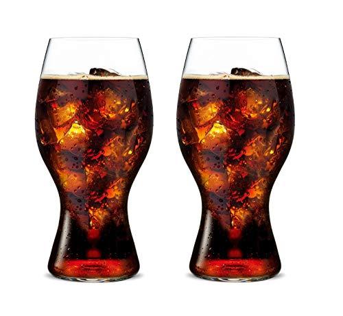 Riedel Coca Cola-Glas, transparent, 2er-Set, farblos