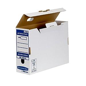 Caja Archivador Definitivo Bismark Caja 36x36x9cm: Amazon.es: Oficina y papelería