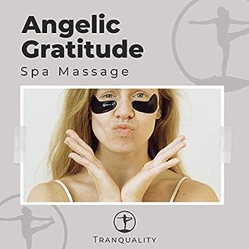 Angelic Gratitude Spa Massage
