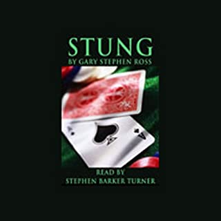 Stung     The Incredible Obsession of Brian Molony              By:                                                                                                                                 Gary Stephen Ross                               Narrated by:                                                                                                                                 Stephen Barker Turner                      Length: 6 hrs     44 ratings     Overall 4.3