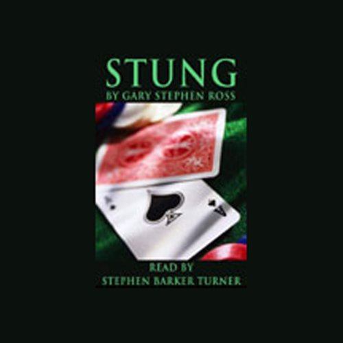 Stung audiobook cover art