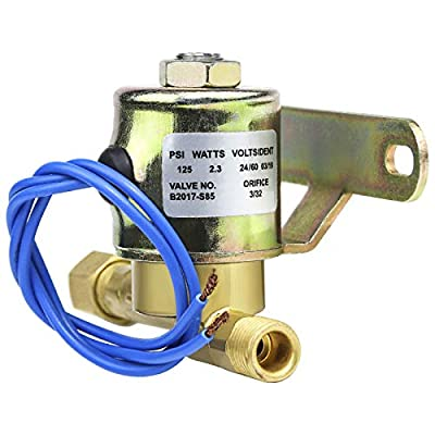 Humidifier Water Solenoid Valve by AMI PARTS-4040 Replacement Humidifier Valve-24V 2.3W-B2015-S85 B2017-S85 220 224 400 400A-Blue