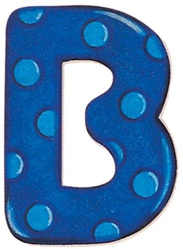 Selecta 2502 Lettre B Bleu