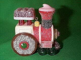 Candyville Express 1981 Hallmark Ornament