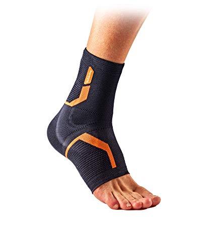 VoltActive Sprunggelenkbandage Rechts M, Fußbandage für Sport aus der Voltaren Familie, Schmerzlinderung bei Sprunggelenkschmerzen, Instabilitätsgefühl und Verstauchung im Sprunggelenk