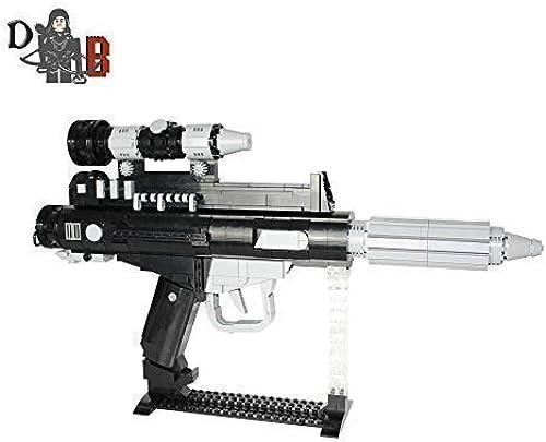 Demonhunter Bricks Star Wars Dh-17 Battlefront Rebel Blaster Pistole