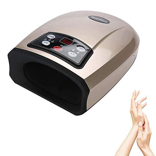 Masajeador de manos de acupresión eléctrica, Herramientas de belleza para el cuidado de las manos para el alivio del dolor entumecimiento(01)