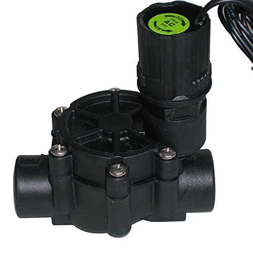 YHtech Irrigación válvula de solenoide 24 V AC Controlador Inteligente Irrigación Intelligent Irrigación Válvula solenoide-1,5 Pulgadas