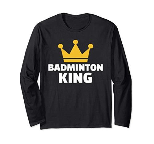 Badminton King Maglia a Manica
