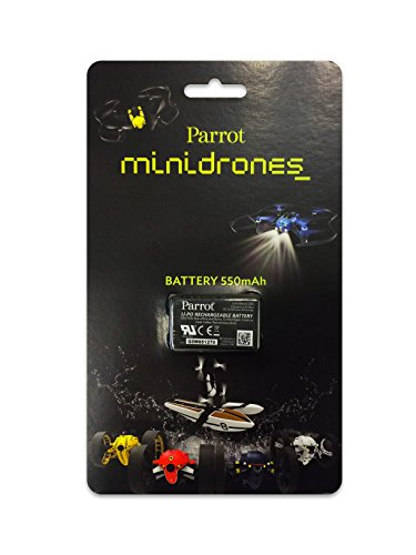 Parrot Minidrone Li-Poly Rechargeable Battery
