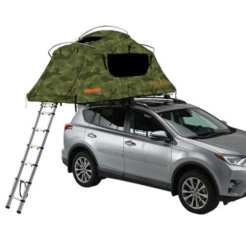 画像1: ヤキマ(YAKIMA)のルーフトップテントでキャンプ  おすすめポイントと使い方をご紹介!