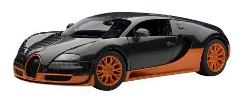 AUTOart - 70936 - Véhicule Miniature - Modèle À L'échelle - Bugatti Veyron Super Sport - Echelle 1/18