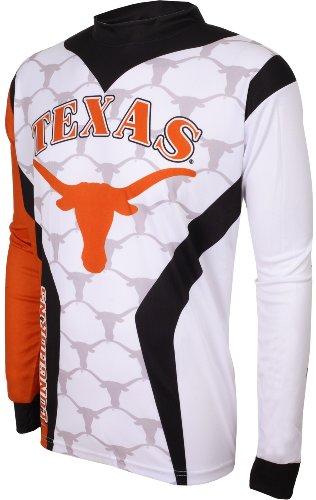 NCAA Texas Longhorns Mountain Bike Cycling Jersey (Team, Medium)