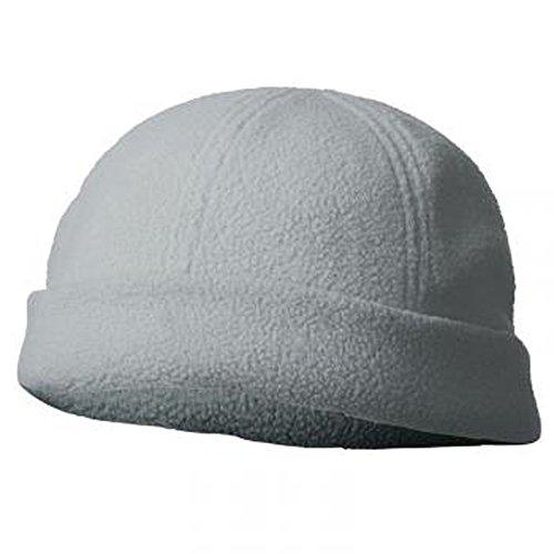 MYRTLE BEACH - bonnet polaire style marin - MB7605 - coloris gris clair