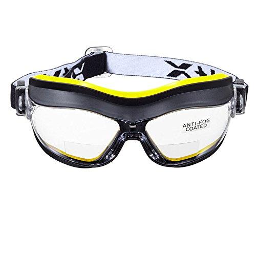 VoltX DEFENDER TRANSPARENTE +2.0 Gafas seguridad bifocales