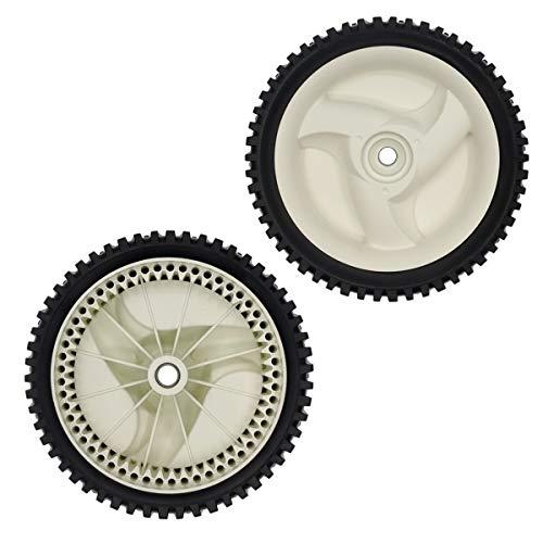 Cancanle 2 unidades de rueda de tracción delantera para Husqvarna Craftsman AYP 194231X427 532403111 700953 583104401