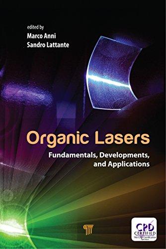 Organic Lasers: Fundamentals, Developments, and Applications (English Edition)