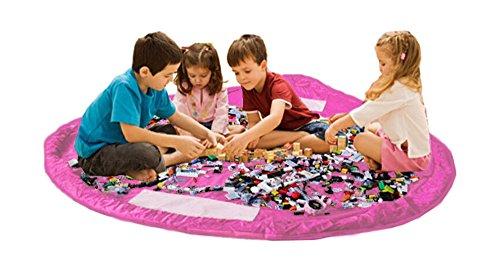 Bolsa de almacenamiento de juguetes para Lego, Bolsas de org