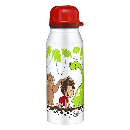 alfi 5337.709.035 Isolier-Trinkflasche isoBottle II, Edelstahl Stone Age 0,3 l,  12 Stunden heiß, 24 Stunden kalt, BPA-Free