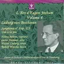 L'Art d'Eugen Jochum - Volume 4 - Beethoven: Symphony No. 9 Op. 125