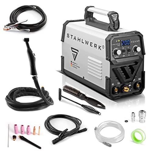 STAHLWERK -   DC WIG 200 ST IGBT