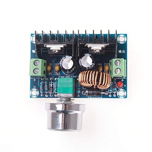 XL4016E1 DC Step Down Converter 1.25 – 36 V 8 A Regulador de voltaje Regulador Buck-Mod