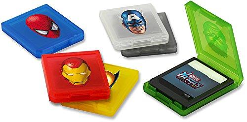 Bigben 3499550280036 estuche de CD y DVD - Funda (Múltiple, 6 piezas, Plástico) Multi