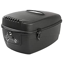 commercial Hardbox M-Wave Amsterdam motorcycle storage trunk