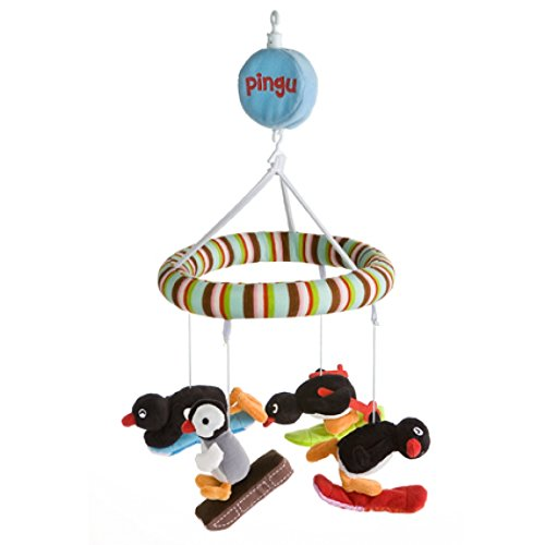 Rätt Start le Pingu Show Motif musical Lit de bébé jouet
