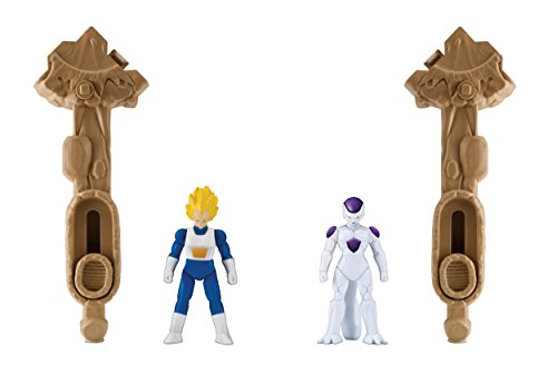 Dragon Ball Super - Spin Battlers (Super Saiyan Vegeta vs. Frieza)