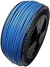 Alambre de soldadura de plástico PE-HD 4mm Redondo Azul (RAL5015) - Bobina 2,4 kg
