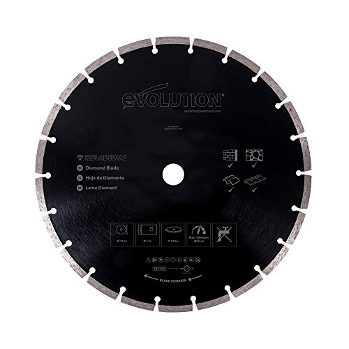 Evolution Power Tools 12BLADEDM 12-Inch Diamond Blade