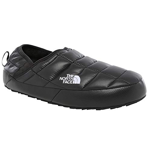 The North Face Men's Thermoball Traction Mule V, TNF Black/TNF White, 13 M