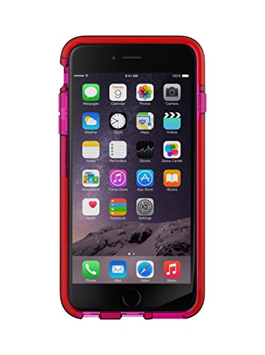 Tech21 Classic Check for iPhone 6 Plus/6s Plus (ONLY) - Pink