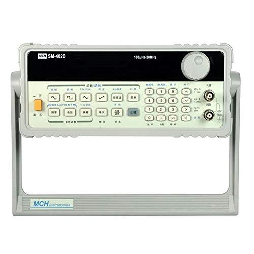 Durable MCH-4020 équipement de laboratoire électronique de générateur de signaux à fonction d'ondes arbitraires
