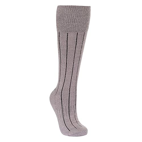 Trespass Unisex Aroama Socken, Grau (Storm Melange), L
