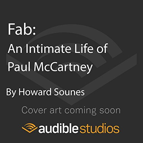 Fab: The Intimate Life of Paul McCartney cover art
