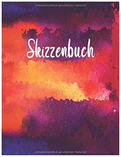 Skizzenbuch: 120 Seiten, Register, Vintage Softcover   Dickes Blanko-Notizbuch zum Selbstgestalten   Motiv: Doodle Pattern Schreiben, Malen, Blanko Notizbuch PDF Books