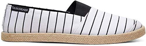 Quiksilver Espadrilled - Shoes for Men - Schuhe - Männer - EU 44 - Weiss