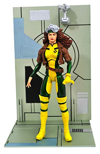 DIAMOND SELECT TOYS Marvel Select X-Men Rogue Action Figure, One-Size