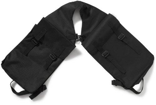 Pfiff 004454 Doppelpacktasche, Satteltasche Packtasche, Wasserdicht 26x33x9,5cm