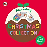 Sing-along Christmas Collection: CD and Board Book (Book & CD)