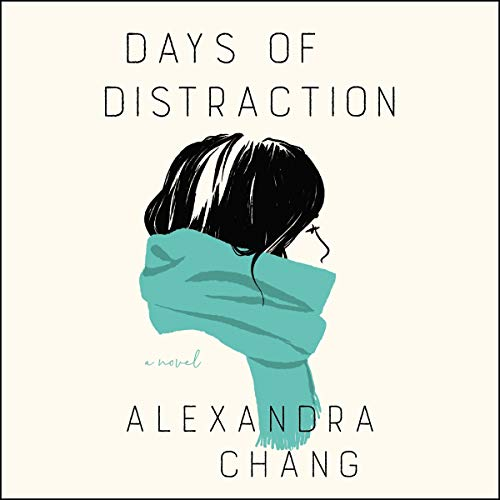 Days of Distraction audiobook cover art