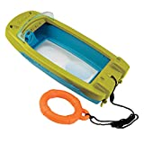 Educational Insights GeoSafari Underwater Explorer Boat, Magnifier Bottom To Explore, Ages 3+