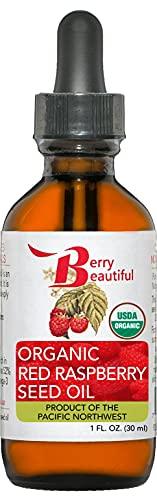 Berry Beautiful Organic Red Raspberry Seed Oil