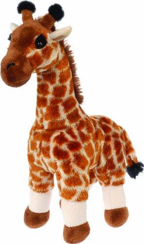 Wild Republic Peluche Girafe Pose Naturelle 38 cm